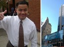 John Liu and the Marriott Marquis