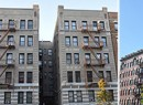 From left: Ronald Solarz and Eric Anton, 248 Sherman Avenue and 961 St. Nicholas Avenue (buildings credit: PropertyShark)
