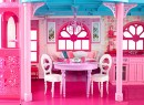 Barbie Dreamhouse interior