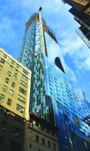 Barnett's most highly publicized project, One57