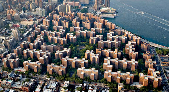 Stuy town the real deal new york for Stuyvesant town new york