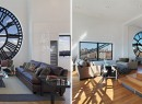 Images of the clocktower penthouse