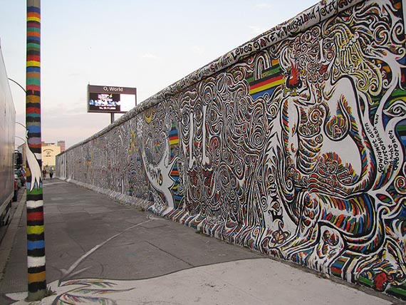 Tearing Down The Berlin Wall http://therealdeal.com/blog/2013/03/01/a-look-at-high-line-copycats-tearing-down-the-berlin-wall-to-build-condos-and-more/