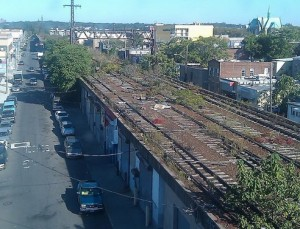 Abandoned Tracks in Queens