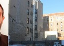 Baruch Singer and the lot at 324 Grand Street