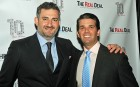 From left: Amir Korangy and Donald Trump, Jr. (Credit: Richard Lewin)
