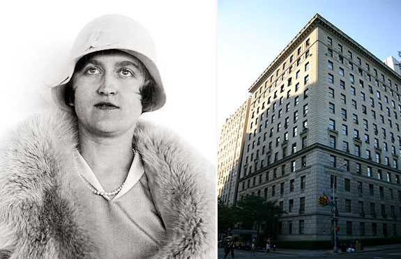 Huguette Clark and 907 Fifth Avenue