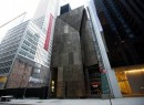 American Folk Art Museum building at West 53rd Street
