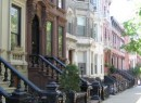 Brownstones in Greenpoint