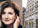 Arianna Huffington and 158 Mercer (credit: PropertyShark)
