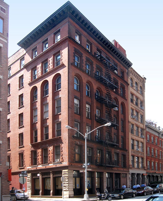 Tribeca s 7 harrison condos to launch later in 2013 for Tribeca new york real estate