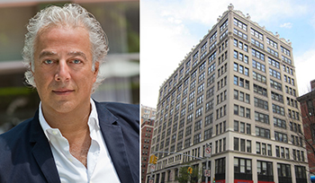 RFR's Aby Rosen and 345 Park Avenue South