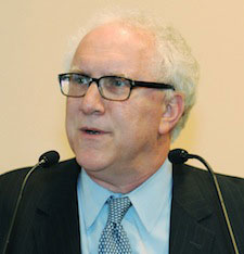David Frankel, Department of Finance Commissioner 