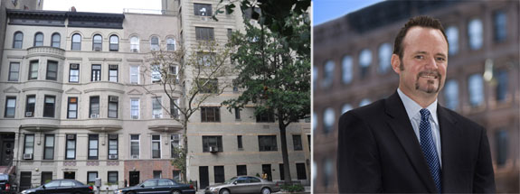 From left: 15 and 17 West 96th Street and Robb Pair of Harlem Lofts