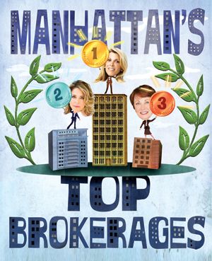 Top Brokerages 2013