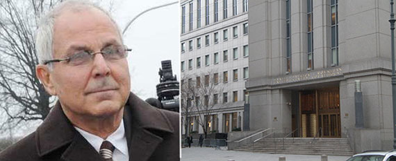Peter Madoff, the New York headquarters of the U.S. Marshals at the federal courthouse at 500 Pearl Street