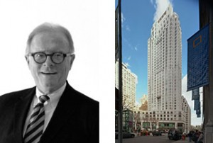 Richard Wallgren and 15 Central Park West