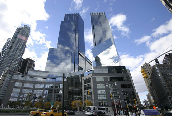 Time Warner Center (credit: PropertyShark)