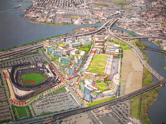 Willets Point Rendering