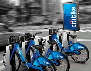 Citi Bike station