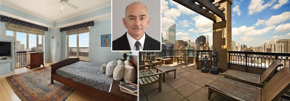 Alexico's Simon Elias and the Grand Beekman penthouse