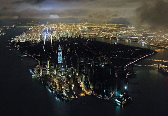Manhattan after Hurricane Sandy