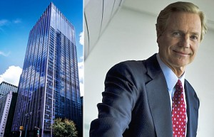 From left: 299 Park Avenue, Capital One's Richard Fairbank