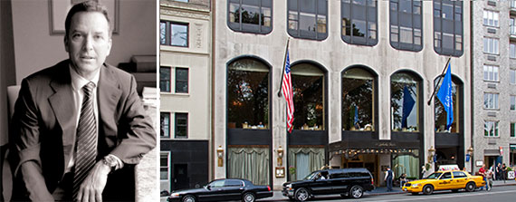 Steven Witkoff and the Helmsley Park Lane Hotel at 36 Central Park South