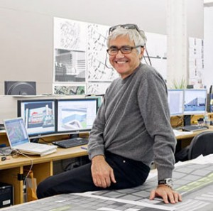 Rafael Viñoly (Photo courtesy of Archpaper)