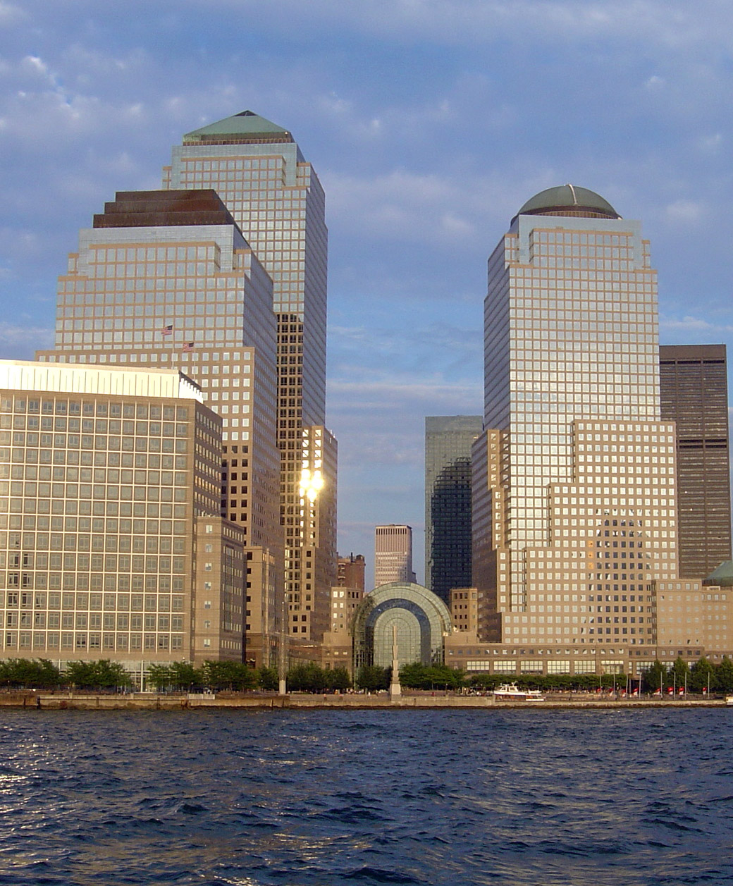 World Financial Center Tech Firms Nyc