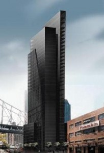 A rendering of 2 Sutton Place North