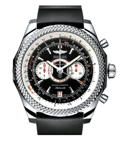 NestSeekers' Ryan Serhant received a $30,000 Breitling wristwatch as a gift.