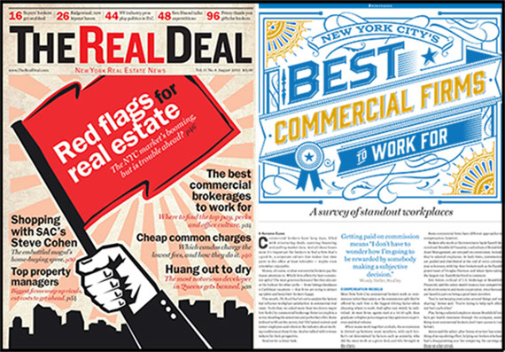 The Real Deal August 2013 issue