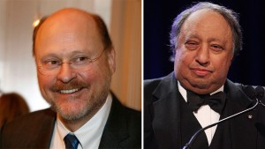From left: Joe Lhota and John Catsimatidis