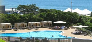 The Panoramic View resort in Montauk