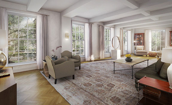 Rendering of 18 Gramercy Park