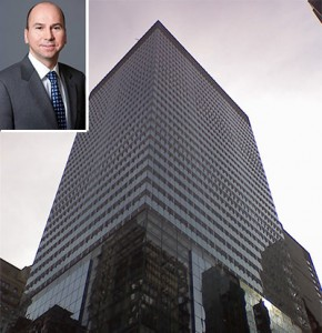 300 Madison Avenue and Dennis Friedrich