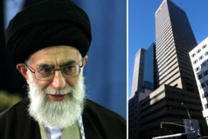 Ayatollah Khamenei and 650 Fifth Avenue