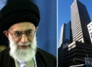 From left: 650 Fifth Avenue and Supreme Leader of Iran Ayatollah Khamenei