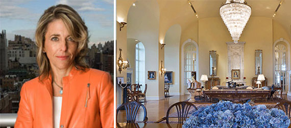 Pamela Liebman and the $125 million apartment at the Pierre