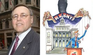 Steven Spinola and a REBNY illustration