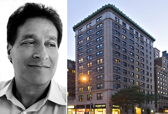 Ziel Feldman and the Astor at 235 West 75th Street