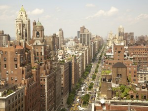 Park Avenue's white-glove buildings