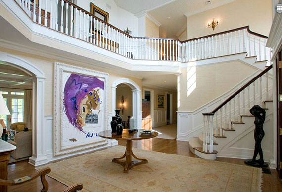 Foyer of 439 Halsey Lane