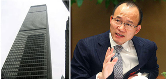 1 Chase Manhattan Plaza and Fosun's Guo Guangchang