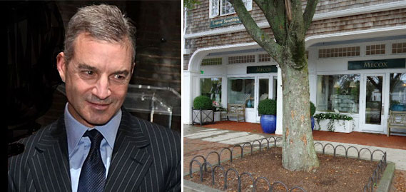 Daniel Loeb and 66 Newtown Lane in East Hampton