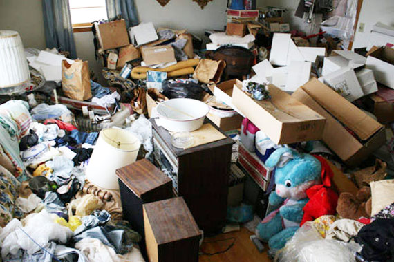 Hoarder-home