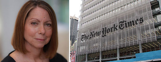 Jill Abramson and 620 Eighth Avenue