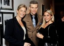 From left: Jessica Leonard, Ryan Serhant and Kelly Fissell (credit: Guest of a Guest)