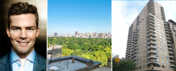 Ryan Serhant, Central Park West and 80 Central Park West